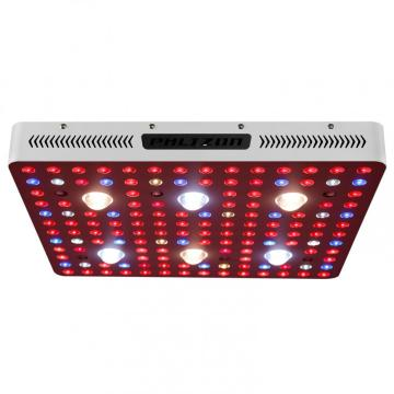 El LED COB más barato Grow Light Phlizon con ventilador
