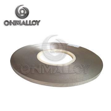 0.5 * 5 mm Лента Nicr60 / 15 Поставщик Ni60cr15 Провод отожженный сплавом для муфельной печи