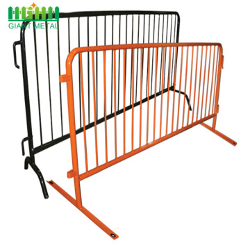 Galvanized Standpipe Guardrail Barrier Control Crowder