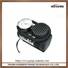 Pompe à air gonflable pneu micro 12V portable voiture