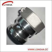 Accouplement Quick Release Welding Sanitary Stainless Steel Camlock