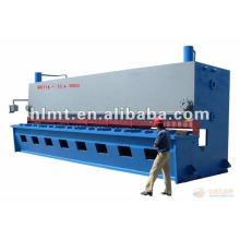 QC11Y hydraulic foot metal sheet guillotine cutting machine