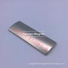 Custom Rare Earth Neodymium Magnets Arc Segment Magnets