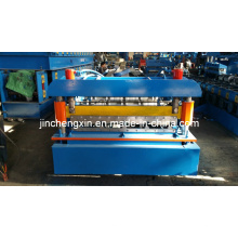 Trapezoida Nigerial Metalldach-Blatt-Maschine (hohe Qualität)