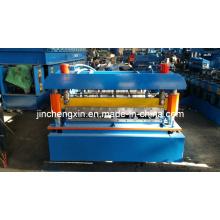 Máquina de láminas para techos de metal Trapezoida Nigerial (alta calidad)