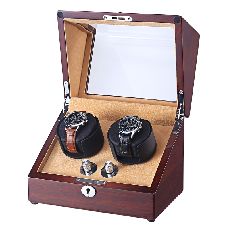 Ww 8097 9 Leather Box For Watches