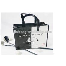 Cangnan Zipper Waterproof PP Laminated Non Woven Shopping Bag