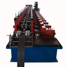 Kilang Galvanized Slotted Strut C Channel Machine