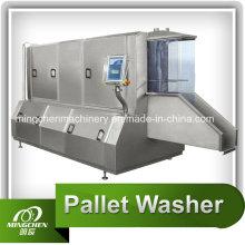 Pallet or Crate Plastic Basket Washing Machine