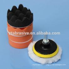 "6"" Inch High Gross Polishing Buffing Pad Kit for Car Beauty M14 Thread"