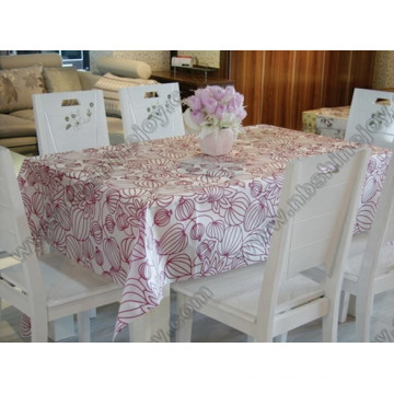 Popular Promotional Table Cloth PVC Table Cover