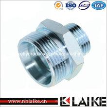 (1C) Adaptateur de tuyau hydraulique mâle à haute pression