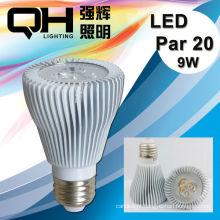 CE Approved 9w Led Par20 Light/Led Par20 Lamp/Led Par20 Spotlight