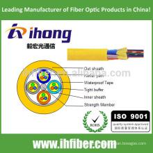 Câble intérieur polyvalent à fibres optiques