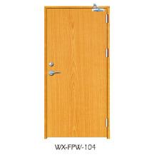Огнестойкая дверь (WX-FPW-104)