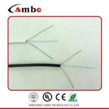 Конкурентоспособная цена ISO Утвержден завод G657A1 Bend Residence 1/2/4 core dsl ftth