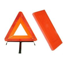 E-Mark Approved warning triangle