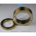 High Quality Cast Bronze bearing, Oil Grooves cast Bronze bushing bearing, Cast Brass bush Manufacturer