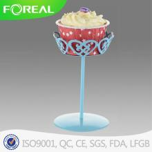 One Cup Metal Cupcake Stand