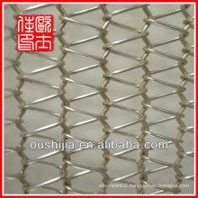 Stainless Steel wire mesh conveyor belt(manufactory)