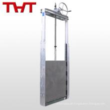 automatische Edelstahl quadratische Form Wasserschieber Ventil