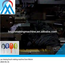 Cepillo suave de la cera de la microfibra para el fabricante de coche que se lava / fregona plumero con la máquina de la cera / la máquina flock del cepillo de Icleaner