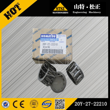 Komatsu genuine parts PC200-7 bearing 20Y-27-22210