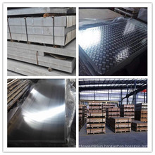Aluminum Alloy Sheet 5A03 5A06 for Marine Facilities