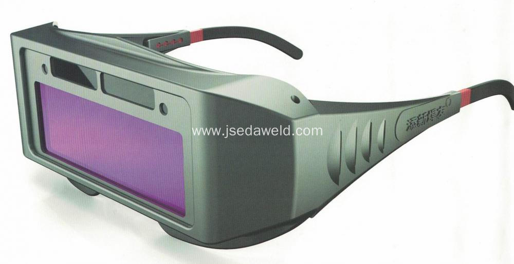 TX-011 Solar automatic dimming glasses