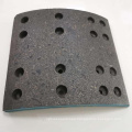 Heavy duty brake pads shoes lining for truck disc brake pad