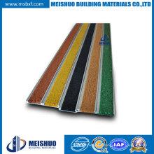 Residential Staircase Non Slip Carborundum Carpet Stair Nosing