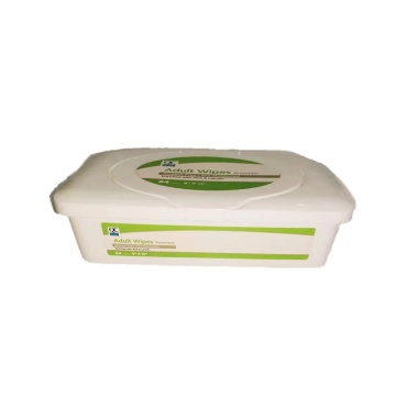 Adult Pducts Reinigung Wet Wipes iIn Box