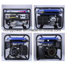 3kw Single Phase Portable Gasoline Generator Set