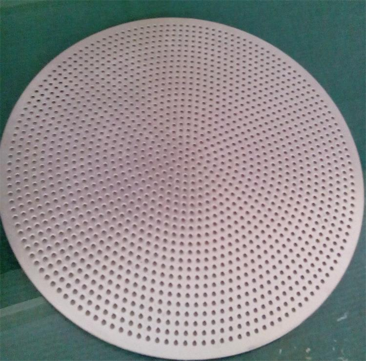 Round Mesh Perforated Mesh