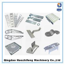 Chapa modificada para requisitos particulares que sella piezas con la perforación del CNC