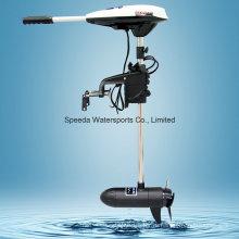 Новый Saltwater 65-фунтовый тяга 12V электрический рыболовный катер Троллинг двигателя