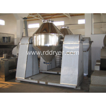 Double Conical Rotary Vacuum Dryer Used in Chemical Powder