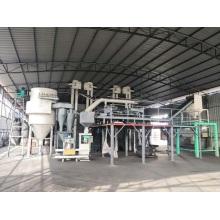 Sistema de embalagem mista de carvão ativado colunar à base de carvão