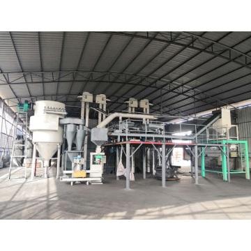 Système d'emballage mixte de charbon actif en colonne à base de charbon
