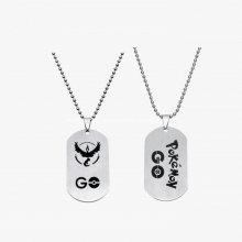 Custom Metal Military Dog Tag with Chain