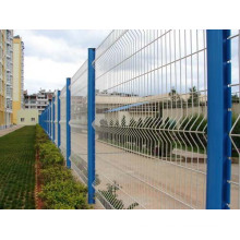 China Manufacturer PVC Coated Welded Wire Mesh Fence