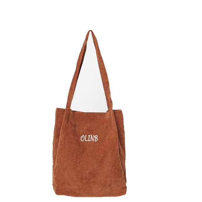 Women Corduroy Bag