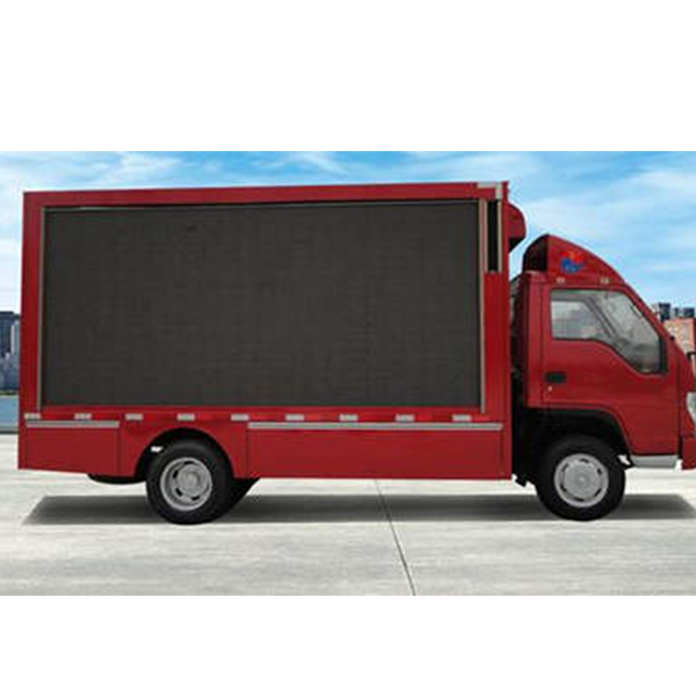 Mobile Truck Led Display