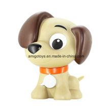 Brinquedos do animal do banco do dinheiro do animal plástico para miúdos