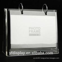Customized Acrylic Calendar Holder