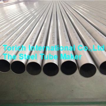 UNS N02200 seamless welded Nickel Alloy Steel Tube