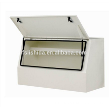 Белый сверхмощный ящик для инструментов из металла из нержавеющей стали durabel Белый сверхпрочный ящик для инструмента из металла из нержавеющей стали durabel