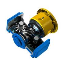 High Pressure Air-Cooled Screw Compressor (132KW, 25bar)