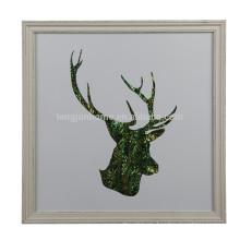 Luxus Design Deer Antler Form Wanddekoration Bilder für Haus, Hotel, Restaurant, Büro