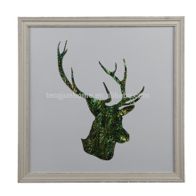 Роскошный дизайн Deer Antler Shape Wall Decoration Фотографии для дома, гостиницы, ресторана, офиса